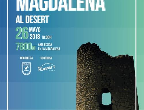Pujada al Desert: inscripciones abiertas
