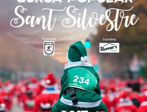 El último evento y más esperado: La Sant Silvestre