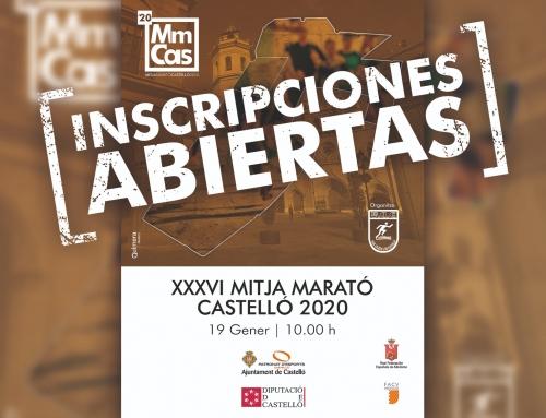 La XXXVI edición de la Mitja Marató de Castelló ya empieza a rodar